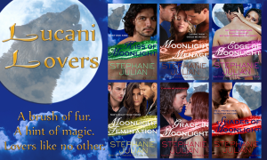 Luciani Lovers by Stephanie Julian…Series Relaunch