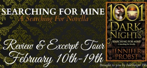 Searching for Mine - Tour banner