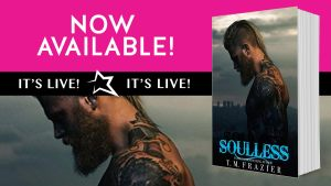 soulless now available [942171]