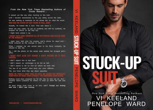 stuck - up suit full [1341]