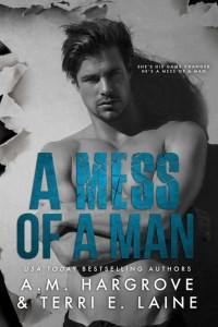 A Mess of a Man by A.M. Hargrove & Terri E Laine…Blog Tour & Review