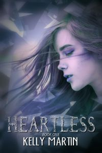 Heartless by Kelly Martin….Blog Tour & Review