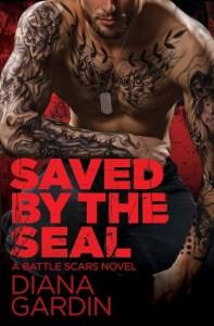 Saved by the Seal by Diana Gardin…Release Day Event