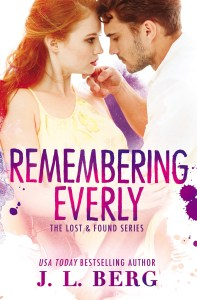 Remembering Everly by J.L. Berg….Release Day Blitz