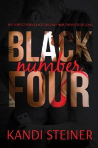 Black Number Four by Kandi Steiner…..Sales Blitz