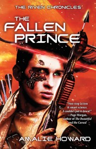 The Fallen Prince by Amalie Howard….Blog Tour & Review
