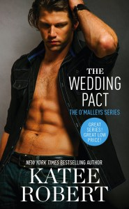The Wedding Pact by Katee Robert…Release Event