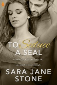 To Seduce a Seal by Sara Jane Stone…Blog Tour Stop