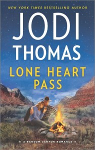 Lone Heart Pass by Jodi Thomas…Author Q&A