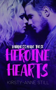 Heroine Hearts by Kirsty-Anne Still…..Blog Tour & Review