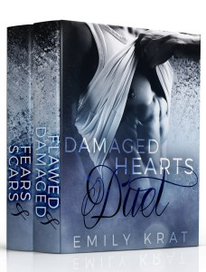 Damaged Hearts Duet Box Set by Emily Kratz…Release Event