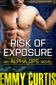 Risk of Exposure by Emmy Curtis…Book Spotlight & Excerpt