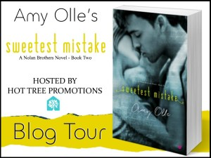 Sweetest Mistake by Amy Olle…Blog Tour Stop & Excerpt