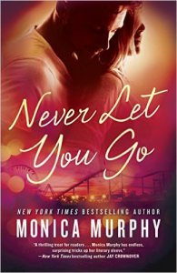 Never Let You Go by Monica Murphy….Release Week Event