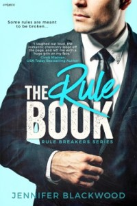 The Rule Book by Jennifer Blackwood…ARC Review & Blog Tour Stop