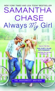 Always My Girl by Samantha Chase…Excerpt & Review