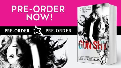 gun shy preorder [53938]