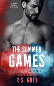 The Summer Games: Out of Bounds by R.S. Grey…..Release Day Blitz & Review