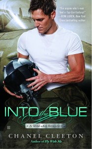 Into the Blue by Chanel Cleeton…Release Day Event