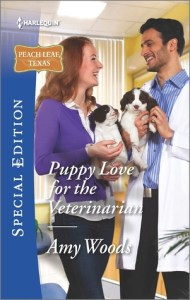 Puppy Love by Amy Woods…Blog Tour