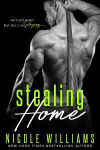 Stealing Home by Nicole Williams…Release Day Blitz