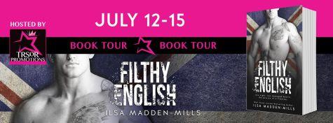 filthy english book tour