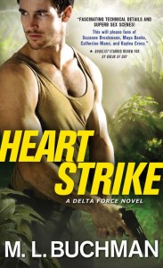 Heart Strike by M.L. Buchman…Author Guest Post & Excerpt