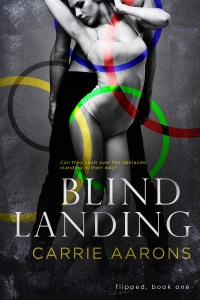 Blind Landing by Carrie Aarons…Release Day Blitz