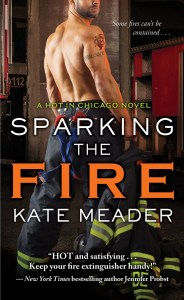 Sparking the Fire by Kate Meader…Blog Tour Stop with Giveaway & Review