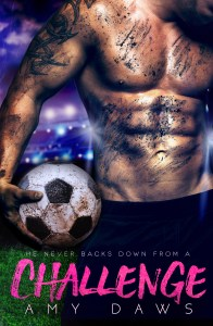 Challenge by Amy Daws….Release Day Blitz