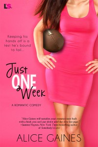 Just One Week by Alice Gaines…Blog Tour Stop & Review