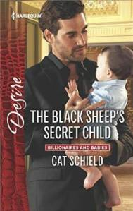 October Harlequin Spotlight with Cat Schield, author of The Black Sheep's Secret Child