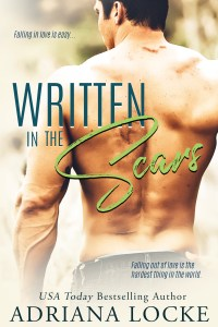 Written in the Scars by Adriana Locke…Blog Tour & Review