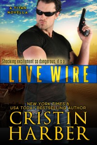 Live Wire by Cristin Harber….Release Day Event