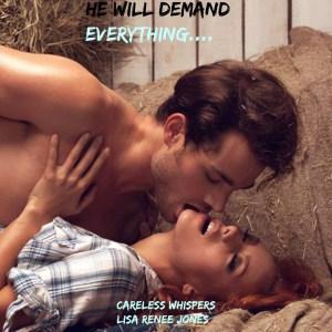 Careless Whisper Series by Lisa Renee Jones Blog Tour