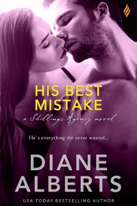 His Best Mistake by Diane Alberts Blog Tour and Review