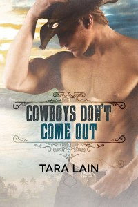 Cowboys Don't Come Out by Tara Lain….Excerpt Blog Tour Stop
