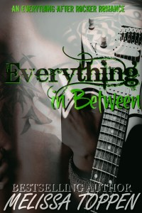 Everything in Between by Melissa Toppen…Release Blitz