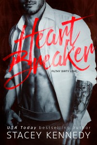 Heartbreaker by Stacey Kennedy….Release Day Event with Trailer Reveal & Giveaway
