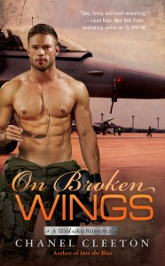 On Broken Wings by Chanel Cleeton….Release Day Event