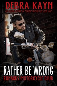 Rather Be Wrong…Release Boost with Excerpt