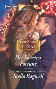 February Harlequin Spotlight: Q&A with Stella Bagwell, author of Her Sweetest Fortune