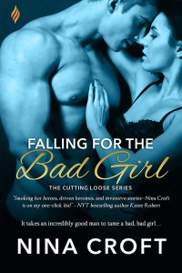 Falling for the Bad Girl by Nina Croft…Blog Tour