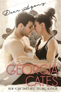 Dear Agony by Georgia Cates….Release Day Blitz