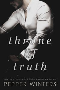 Throne of Truth by Pepper Winters…..Release Day Blitz