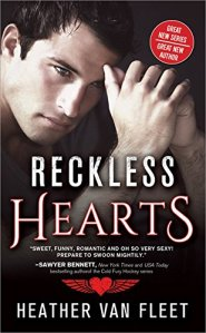 Reckless Hearts by Heather Van Fleet…Release Day Event
