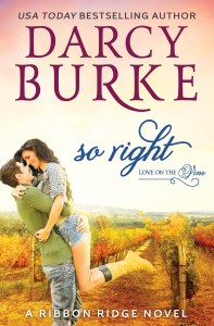 So Right by Darcy Burke…Blog Tour with Excerpt
