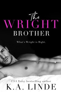 Excerpt Reveal…The Wright Brother by K.A. Linde