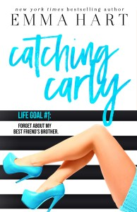Catching Carly by Emma Hart…Release Launch
