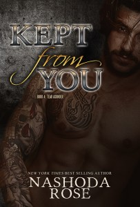 Kept From You by Nashoda Rose…Release Blitz